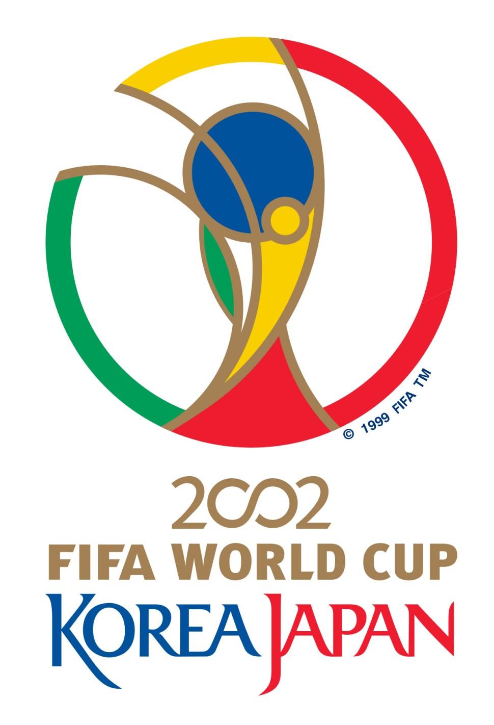 Korea / Japan 2002 world cup logo