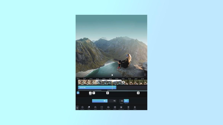 best video editing apps: Splice