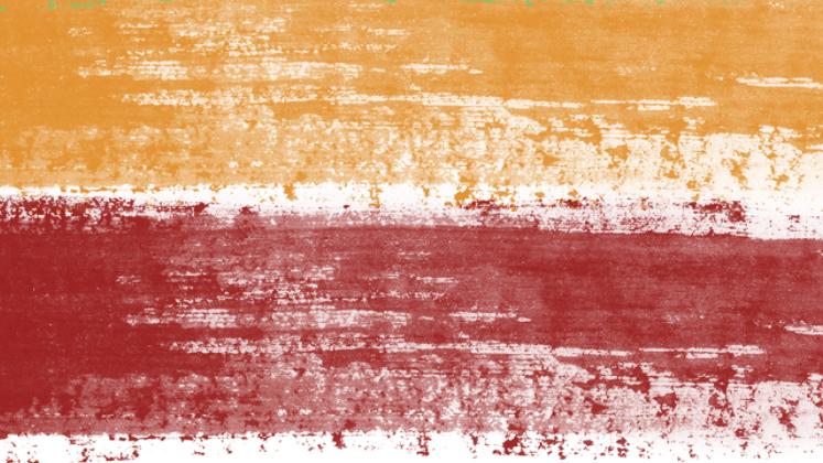 Rough paint stroke brushes