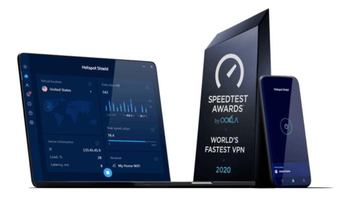 Hotspot Shield meilleur VPN de France