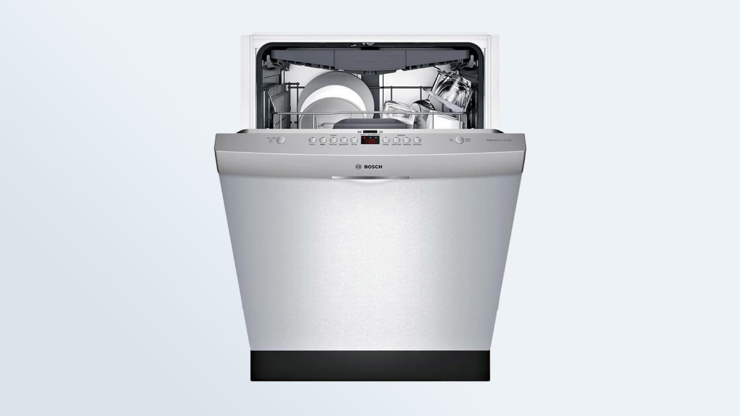 Best dishwashers: Bosch 300 Series SHSM63W55N
