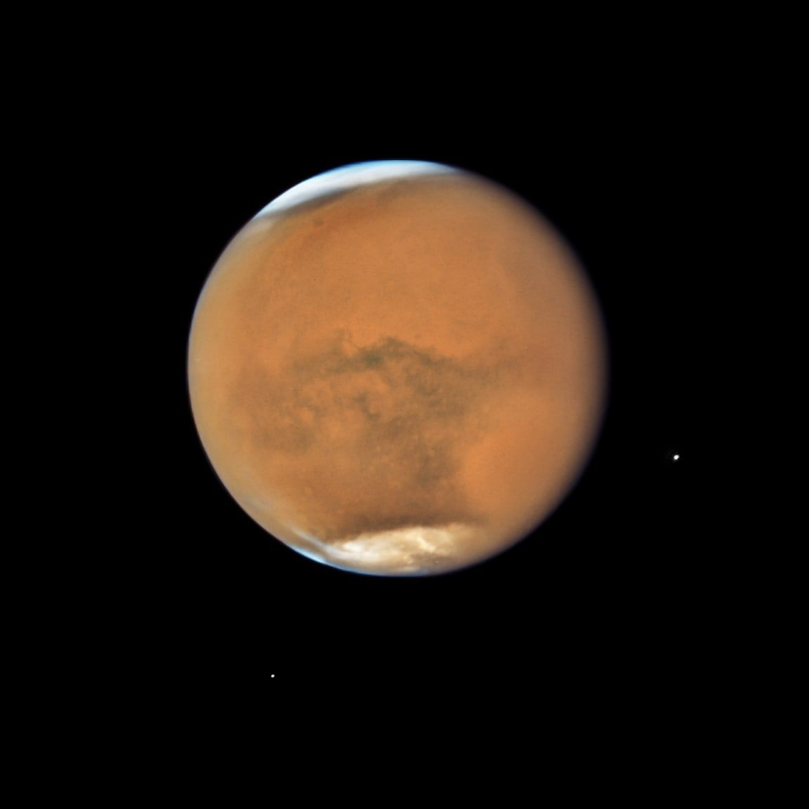 Mars Is At Its Closest To Earth Since Today It Won T