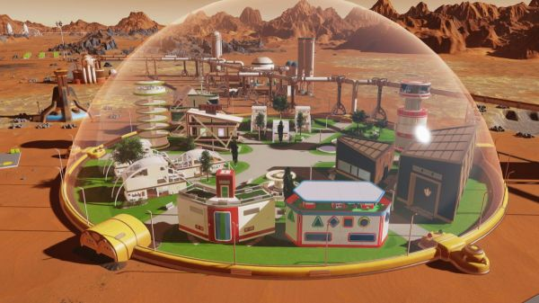 Surviving Mars review | PC Gamer