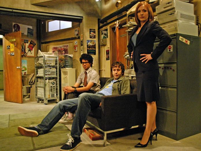 Best Netflix shows: The IT Crowd