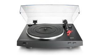 The Audio Technica AT LP3 turntable