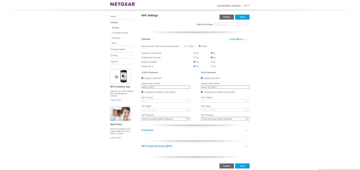 Netgear AX1800 4-Stream Mesh Extender (EAX20) review