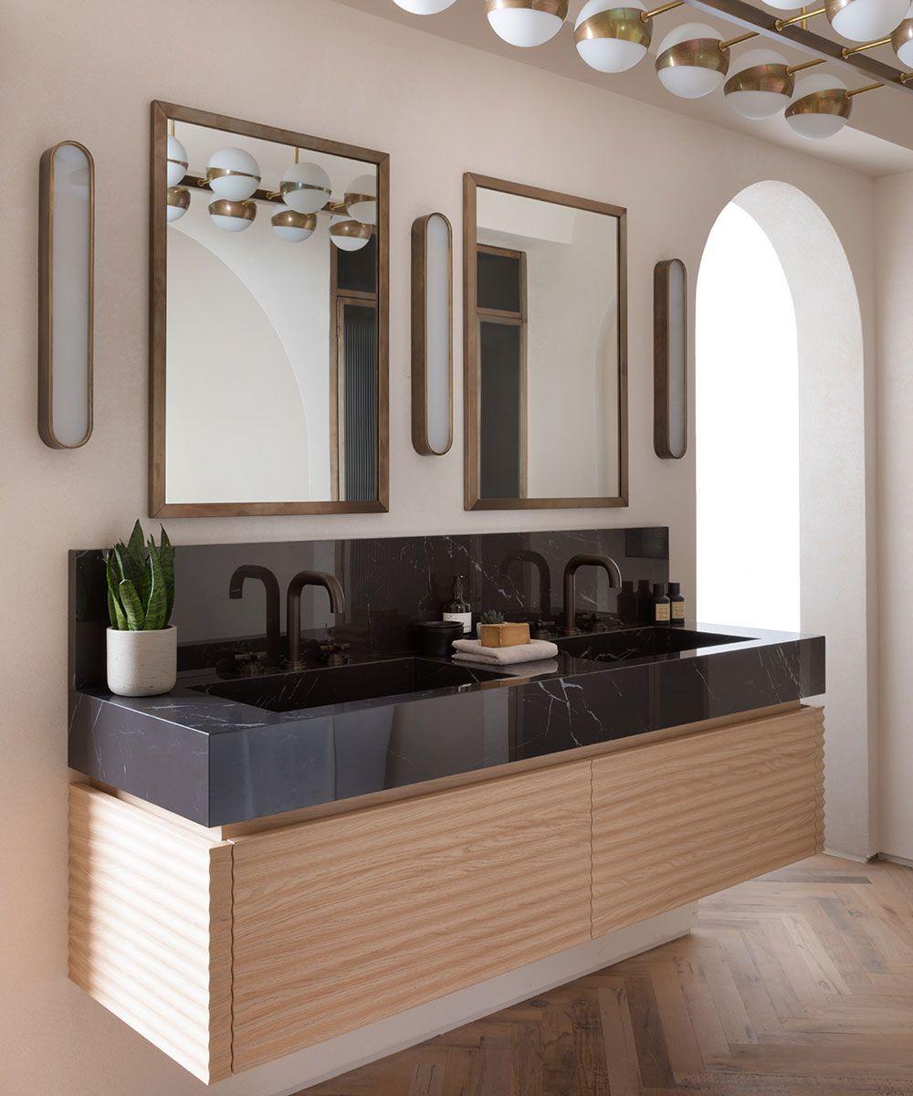 Modern Bathroom Ideas For 2021 : 75 Beautiful Small Modern ...