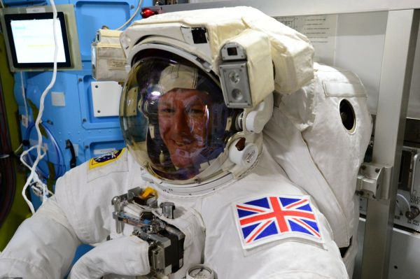 Ask an Astronaut': Q & A with British Spacewalker Tim ...