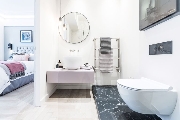 How To Create An En Suite Bathroom Real Homes