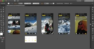 Illustrator tutorials: export assets for web
