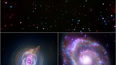 Take a deep listen to these celestial-inspired sounds from NASA (Videos)