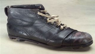 Early Dassler boot