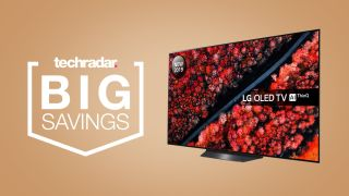 cheap OLED TV deals sales prices