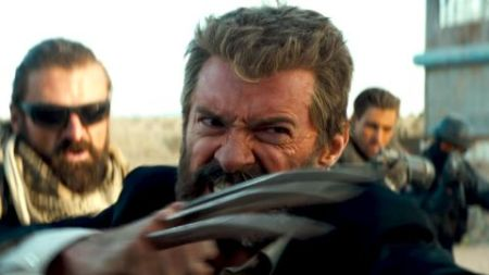 Logan movie trailer   GamesRadar  Well  if the first trailer for Logan is any indication  they get gruffer   grittier  and the soundtrack to their lives becomes a hell of