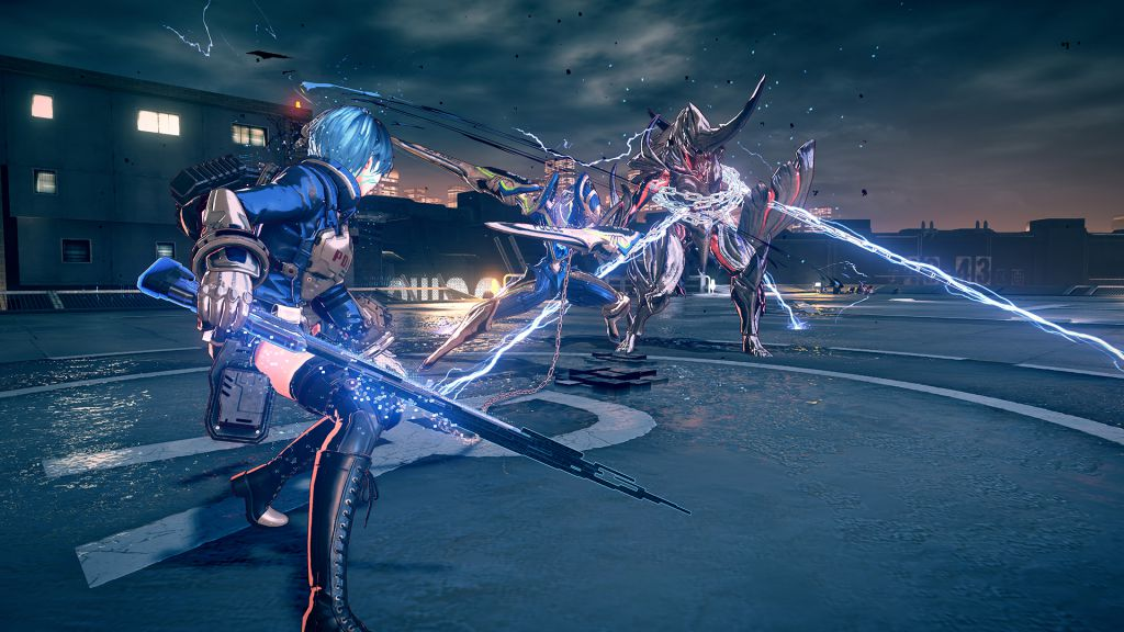 best Nintendo Switch games: astral chain