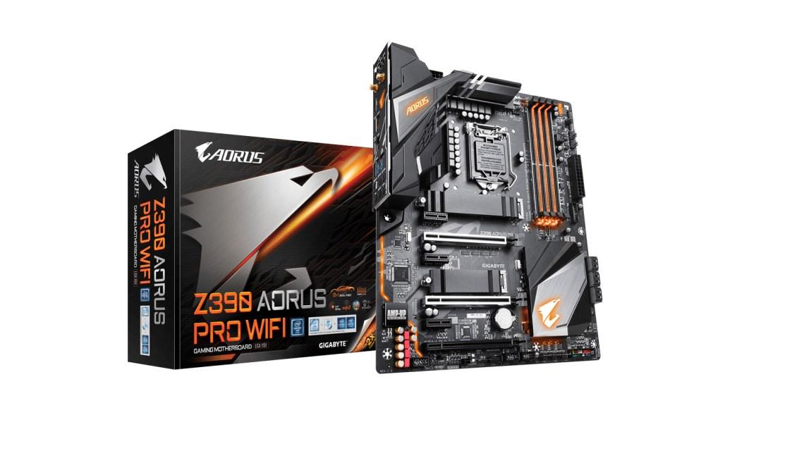 Z390 Aorus Pro Wifi