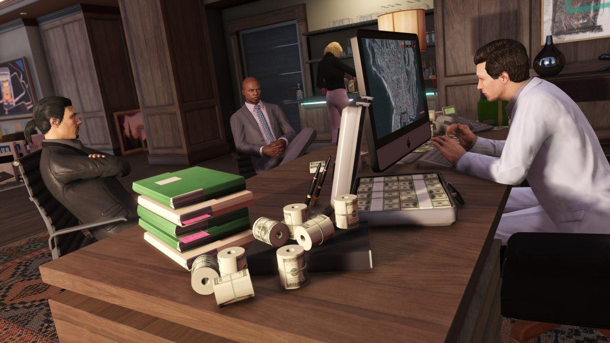 Gta 5 Executive Business Mod Brings Online Enterprising