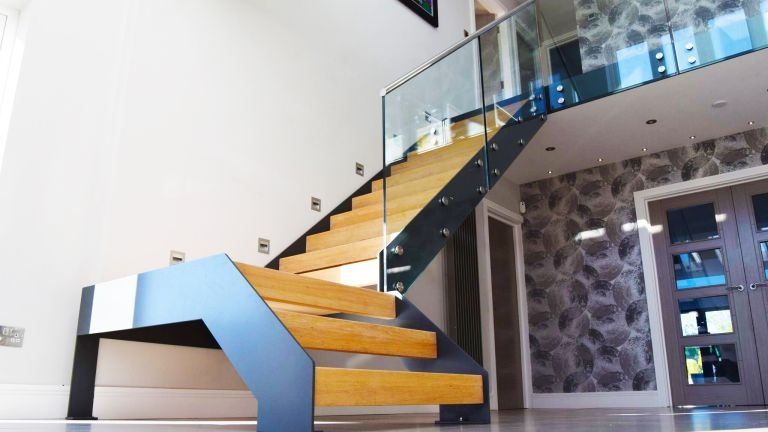 Staircase Renovation How To Design A Staircase Real Homes | Designs Of Stairs Inside House | Cool House | Fancy House | House Design Video | House Indoor | Old House