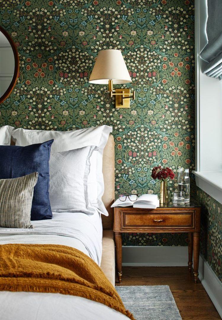 Bedroom Wallpaper Ideas Beautiful Wallpaper For Bedrooms Livingetc