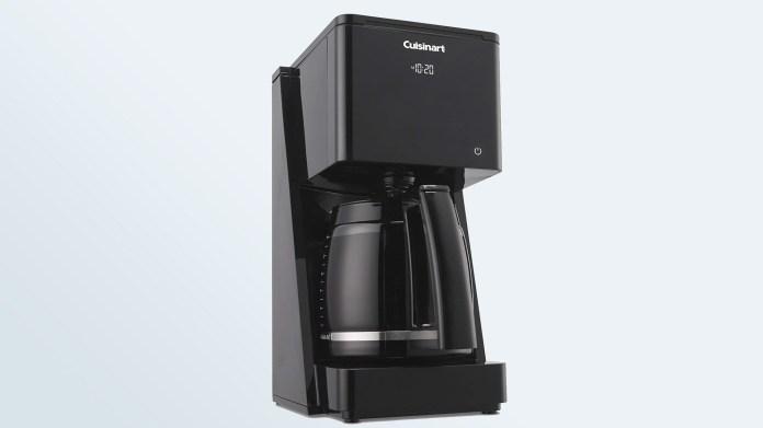 Best coffee makers: Cuisinart DCC-T20 Touchscreen 14-Cup Programmable Coffeemaker