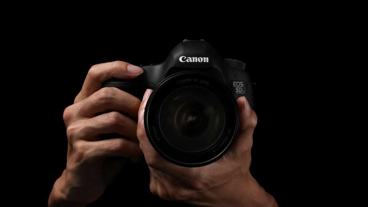 Canon Eos 5d Mark Iii Review Techradar