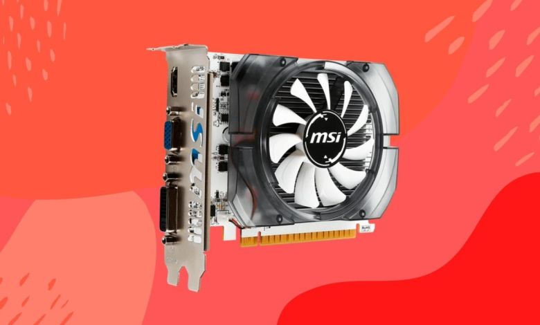 Nvidia RTX 3000 GPU shortages are so bad that the GeForce GT 730 has made a comeback