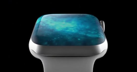 The radical redesign of the Apple Watch makes the Samsung Galaxy Watch look boring