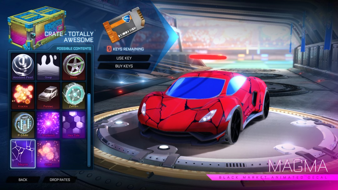 Some Rocket League players are furious about the upcoming loot box removal  | PC Gamer