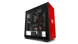 H700 Nuka-Cola PC case