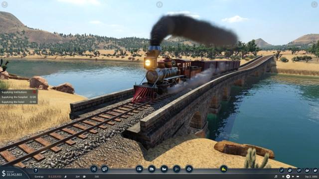 Transport Fever 2 review | PC Gamer