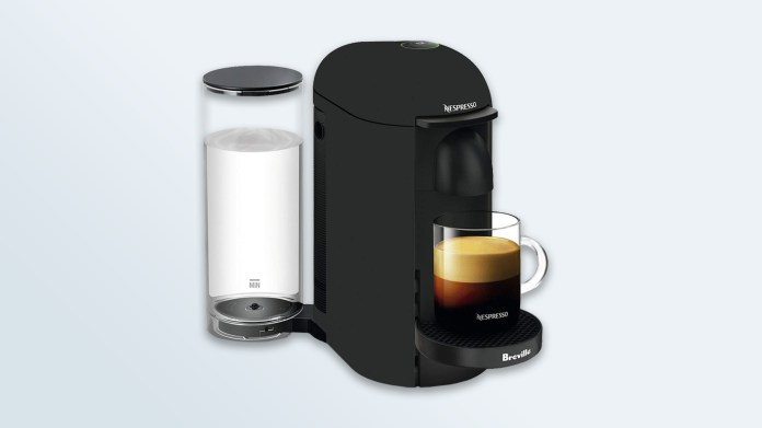 Best coffee makers: Nespresso VertuoPlus