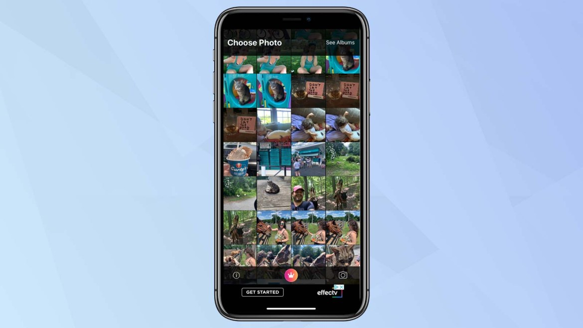 best photo collage apps: Collageable