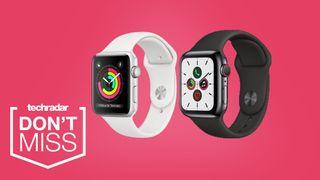 Apple Watch sale at Walmart