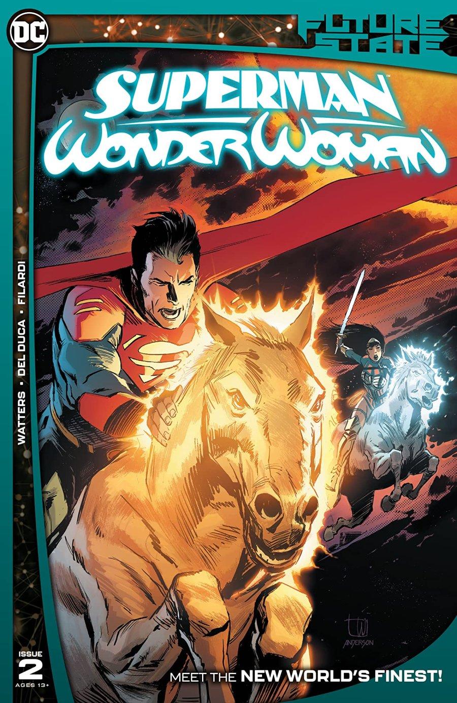 Future State: Superman/Wonder Woman #2 Review - The Aspiring Kryptonian