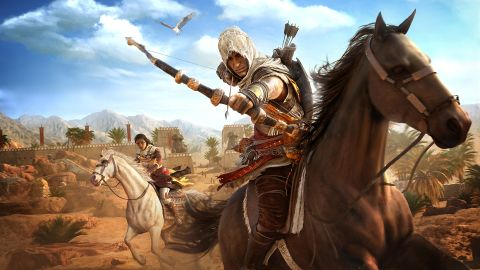 Assassin's Creed Origins review | GamesRadar+