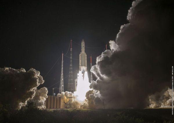 BepiColombo Spacecraft on 7-Year Trek to Mercury for ...