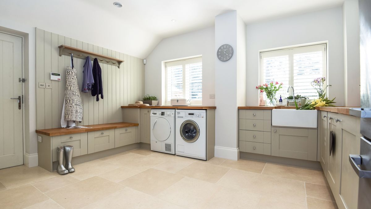 Planning And Designing A Utility Room Real Homes