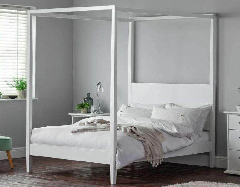 four poster bed for under 300
