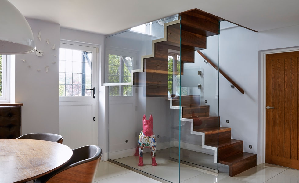 Staircase Design Guide All You Need To Know Homebuilding   Steel Staircase Designs For Homes   New Model   Inside   Railing   Balcony   Unique