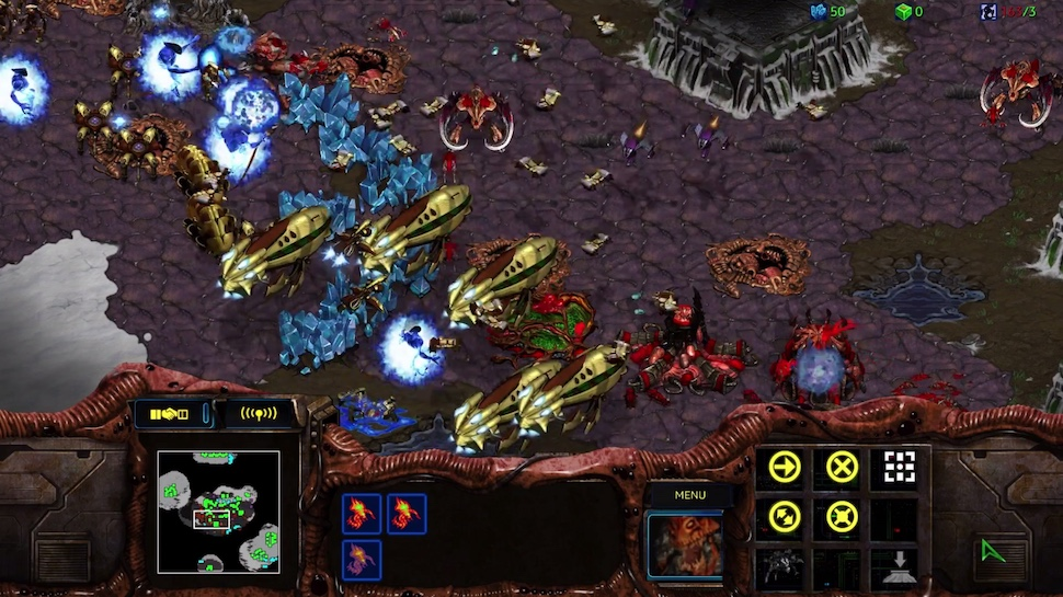 Image result for StarCraft Remastered