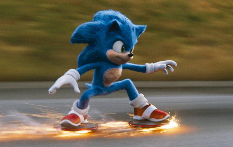 Sonic the Hedgehog Box Office Hit