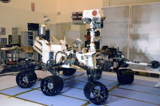 Photo Gallery: Last Look at Mars Rover Curiosity Before ...