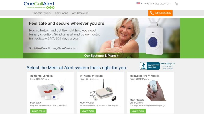 OneCall Medical Alert