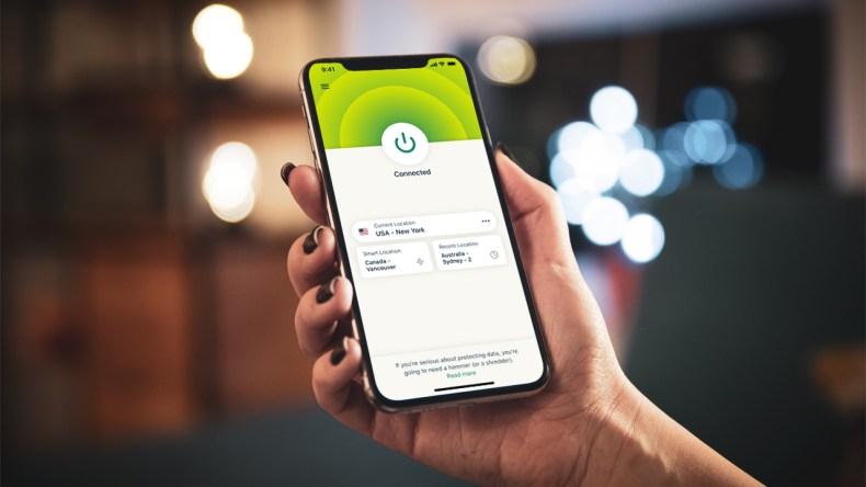 ExpressVPN mobile vpn apps