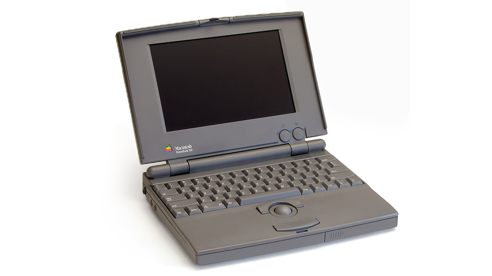 Photo of Apple PowerBook 100