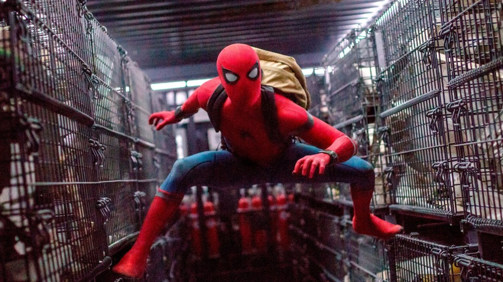 Image result for spider man homecoming suit