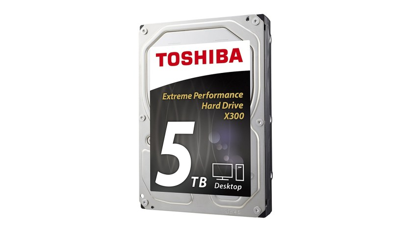 Best hard drive with high capacity: Toshiba X300