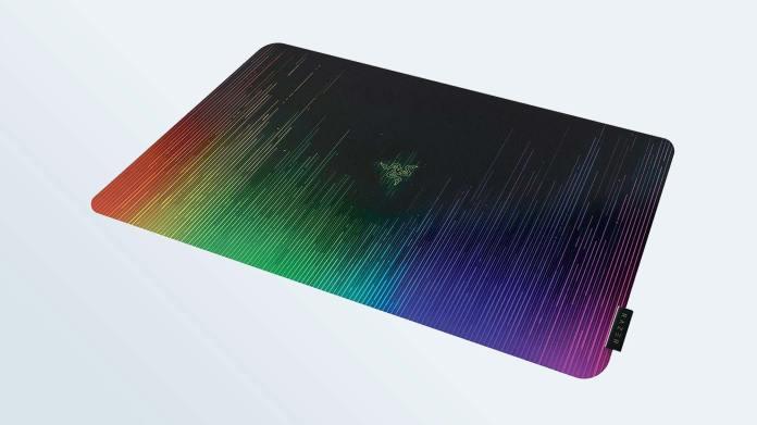 best gaming mouse pad: Razer Sphex V2