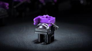 Razer Optomechanical Switch