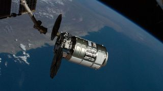 The uncrewed Cygnus NG-15 cargo vessel departed the International Space Station on June 29, 2021.